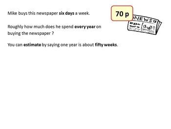 Money Calculations 2