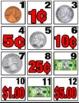 Money Calendar Date Cards