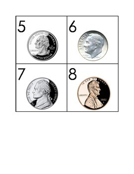 Money Calendar Markers