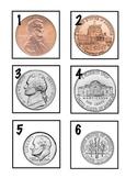 Money Calendar Pieces