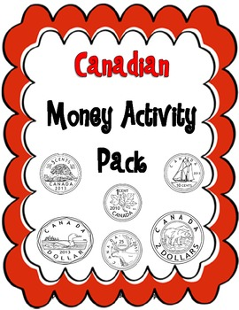 Money Canadian Coins Pack