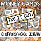 "Money Cards ""Read the Room"" - freebie"