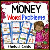 Money Word Problems 2nd Grade