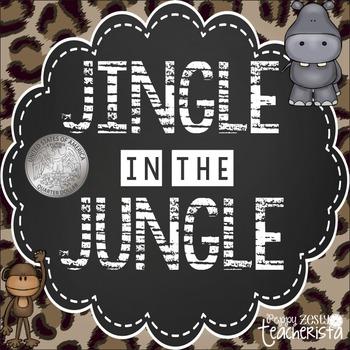 Money Centers [Jingle in the Jungle]