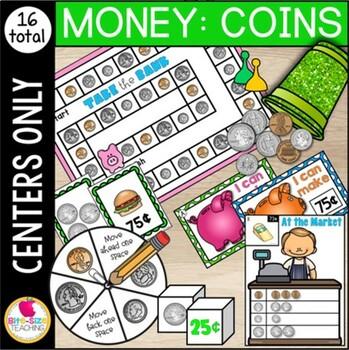 First Grade Money Centers