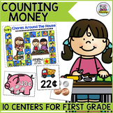 Counting Money Centers