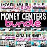 Money Centers Pack | Money Games | Money Activities | Printables