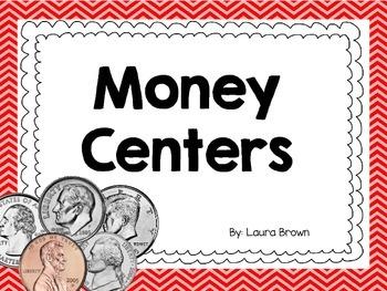 Money Centers for Elementary
