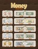 Money Chart Poster 8x11