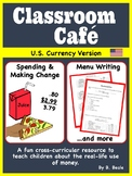 Money - Classroom Cafes and Restaurants - American Currenc