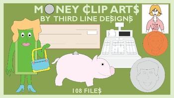 Money Clip Arts