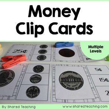 Money Clip Cards
