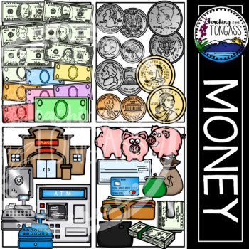 Money Clipart (American Currency)