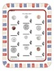 Money - Coin Amount Recognition ~ One Work Sheet ~ Many Se