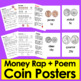 Money: Counting Coins & Spelling Integrated Center: Money Activities