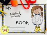 Money Coin Dime Book