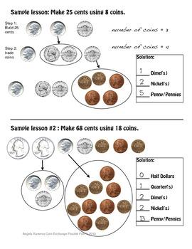 Money: Coin Exchange Puzzler Fun!