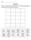 Money Coin Graphing & Pattern Math Activity Set