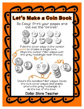 Money Coin - Penny - How many do I need? Book - Craft Measurement
