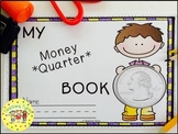 Money Coin Quarter Book