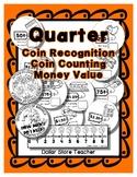 Money Coin - Quarter - How many do I need? Book - Craft Me