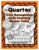 Money Coin - Quarter - How many do I need? Book - Craft Me