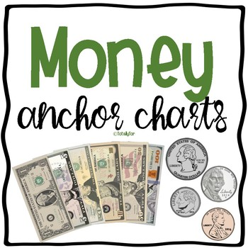 Money - Coin and Bill Anchor Charts
