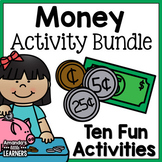Money Activity Bundle