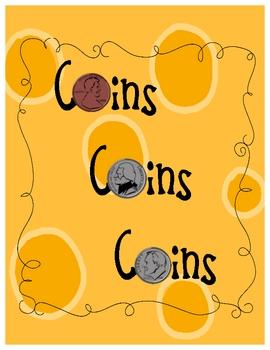 Money - Coins Coins Coins