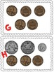 Money (Coins) Counting Game Stations