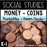 Money & Coins - Kindergarten and 1st Social Studies