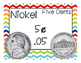 Money - Coins Poster Pack - Counting Coins