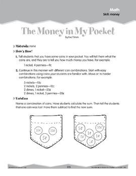 Money: Coins (Ten-Minute Activities)