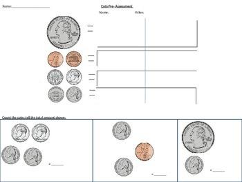 Money: Coins Unit