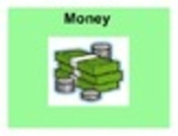 Money - Coins and Dollar