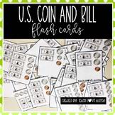 Money Coin & Bill Combination Flashcards