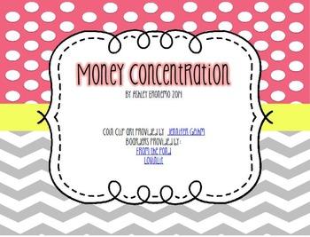 Money Concentration