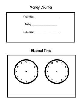 Money Counter - Elapsed Time