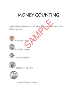 Money Counting 2nd Edition