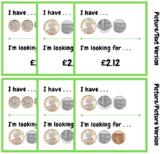 Money Counting Card Loop - Hard
