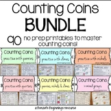 Money Counting Coins BUNDLE