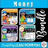 Counting Money Games Worksheets Activities and Centers