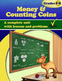 Money & Counting Coins, Grades 1 - 2 (Distance Learning)