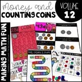Money & Counting Coins - Making Math Fun Volume 12