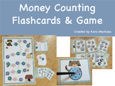 Money Counting Flashcards & Game  Freebie!