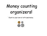 Money Counting Organizer