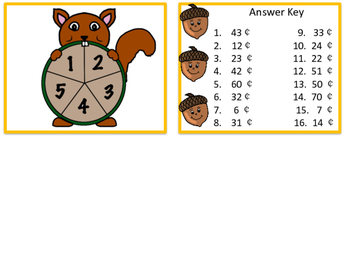 Money Counting Practice Game