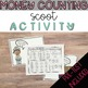 Money Counting Scoot Activity for Second Grade