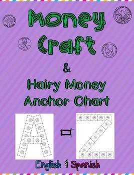 Money Craft & Anchor Chart (English & Spanish)