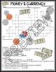 Money Activities Crossword Puzzle and Word Search Find